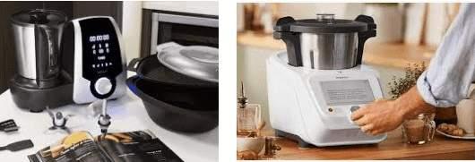 ventajas de tener un robot de cocina